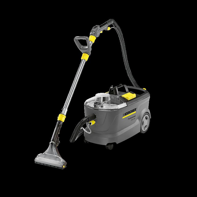 Bobcat kölcsönzés - földmunka és gépkölcsönzés | Karcher PUZZI 10/1 szönyeg és kárpittisztító