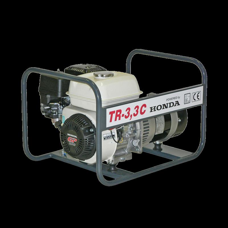 Bobcat kölcsönzés - földmunka és gépkölcsönzés | Honda TR 3,3 KVA áramfejlesztő